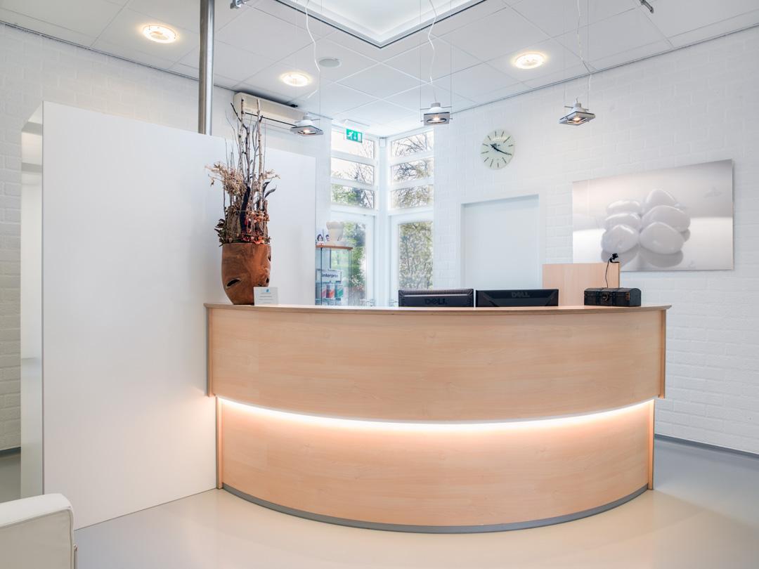 Ontvangst - Meutermans Tandheelkunde
