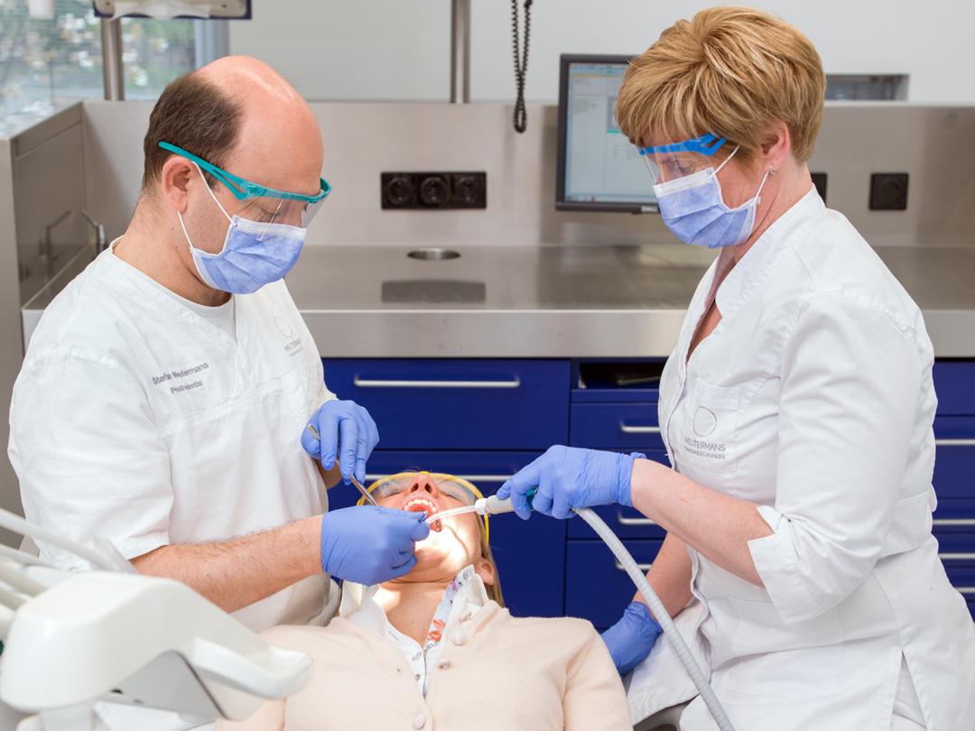 kroon- en brugwerk - Meutermans Tandheelkunde