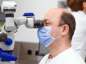 Prosthodontist Stefan Meutermans