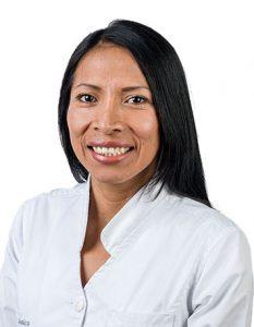Jessica: preventie-assistente DDS, MSc